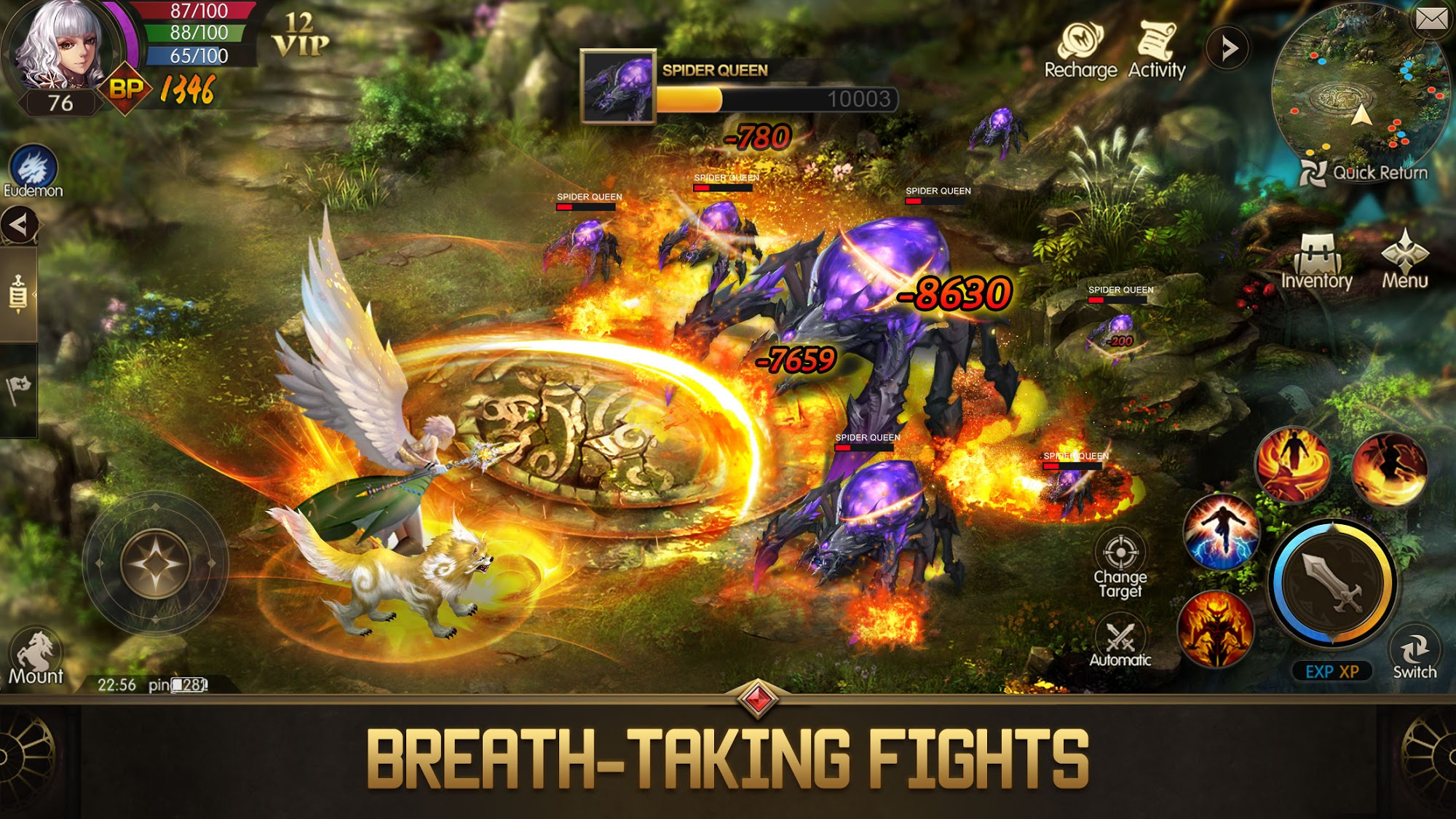 Eudemons M: Fantasy of Legends pour Android