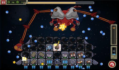 Arcade-Spiele Galaxy siege 2 für das Smartphone