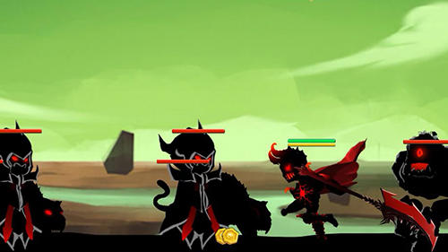 Demon warrior für Android