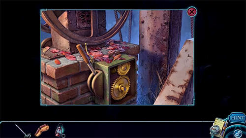 Hidden. Bonfire stories: Faceless gravedigger. Collector's edition for Android