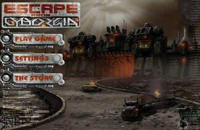 logo Escape From Cyborgia