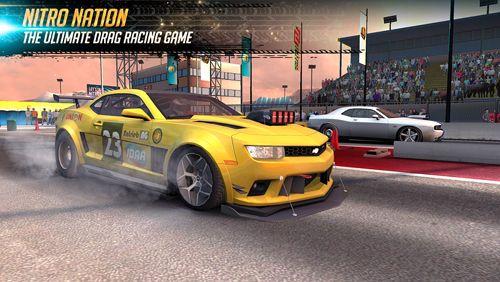 Screenshot Nitro Nation: Online auf dem iPhone