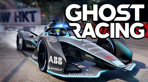 Ghost racing: Formula E screenshot 1