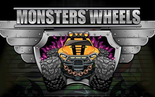 Monster wheels: Kings of crash capture d'écran