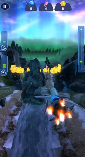Thunderbirds are go: Team rush für Android