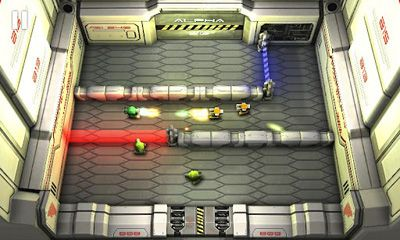 Arcade Tank Hero Laser Wars for smartphone