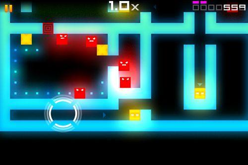 Captura de tela EVAC no iPhone