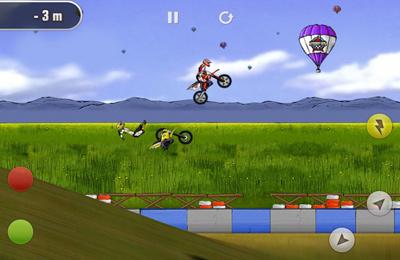 Motocross loco para iPhone gratis