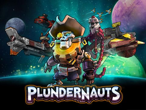 Screenshot Plunder Nauts on iPhone