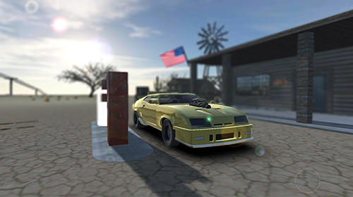 Classic american muscle cars 2 screenshot 1