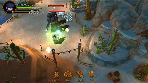 RPG-Spiele: Lade Zwiebelritter auf dein Handy herunter