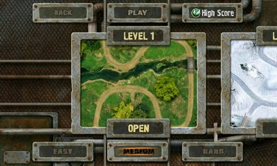 Strategy Defense zone HD for smartphone