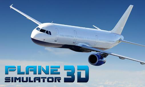 Plane simulator 3D captura de pantalla 1