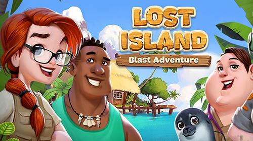 Lost island: Blast adventure скріншот 1