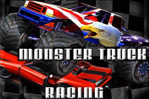 ロゴモンスタートラックレーシング