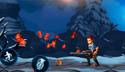 Final destroyer shooter for Android