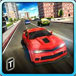 Иконка Modern car driver 3D