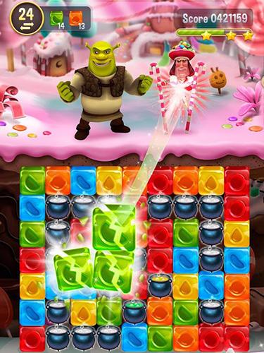 Shrek sugar fever für Android
