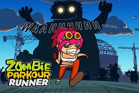 logo Zombie: Parkour runner