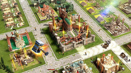 Rise of empire для Android