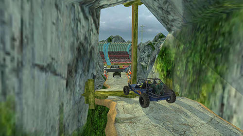 Off Road 4x4: Hill Buggy Rennen für Android