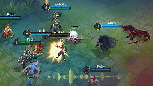Arena of valor: 5v5 arena game für Android