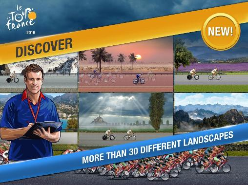 Tour de France 2016: The official game для Android