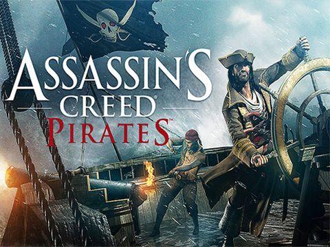 logo Credo del asesino: Piratas
