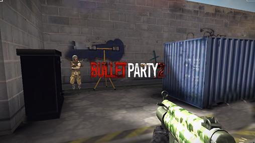 Bullet party CS 2: Go strike ícone