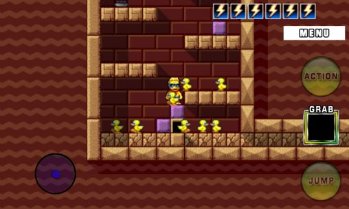 Super Duck: The game Screenshot