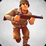 Mighty army: World war 2 icône