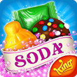 アイコン Candy crush: Soda saga