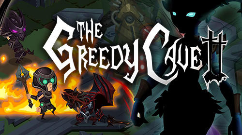 logo The greedy cave 2: Time gate
