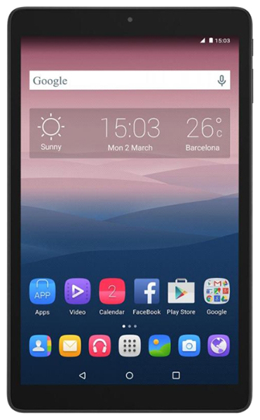 Alcatel Pixi 3 10 apps