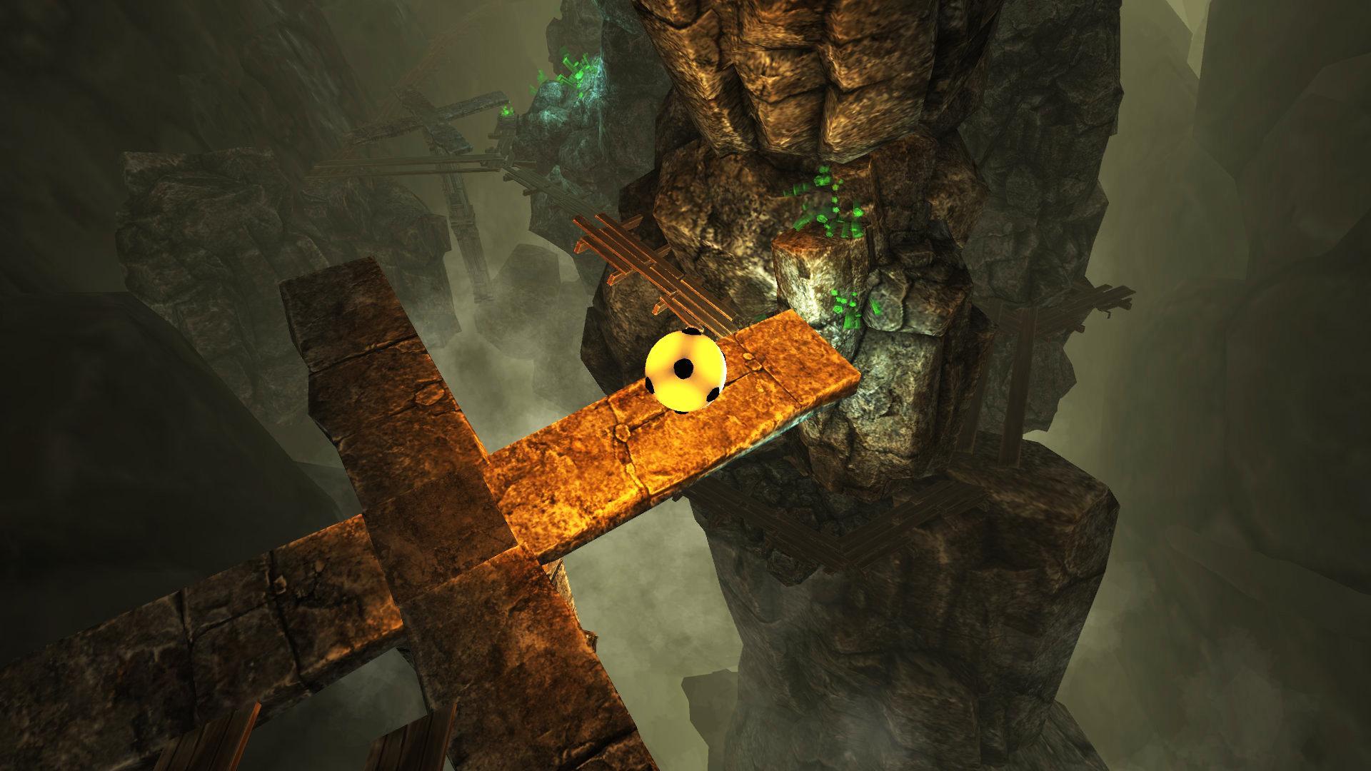 Dungeon Ball - Balance Ball capture d'écran 1