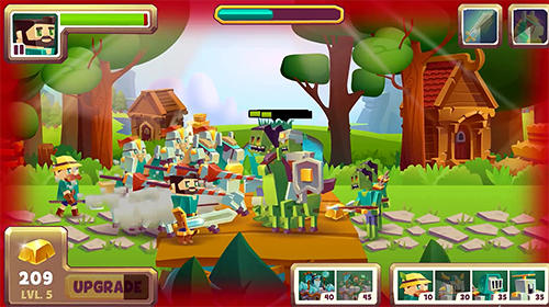 Steves castle для Android