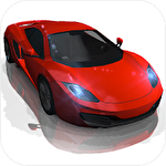 Perfect racer: Car driving Symbol