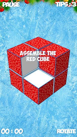 Minus cube: 3d puzzle game auf Deutsch