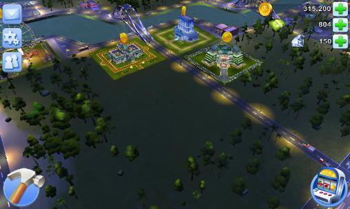 Sim Vegas slots: Casino Screenshot