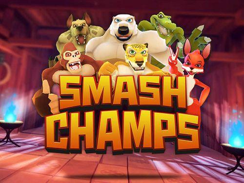 logo Smash Champs