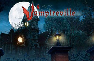 логотип Замок с вампирами