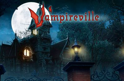logo Vampireville: haunted castle adventure