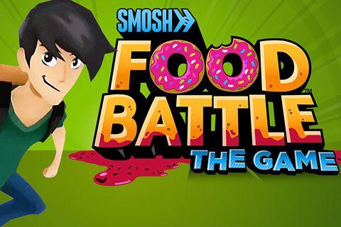 logo Smosh: Essensschlacht. Das Spiel