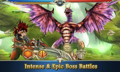 Monster Blade screenshot 1