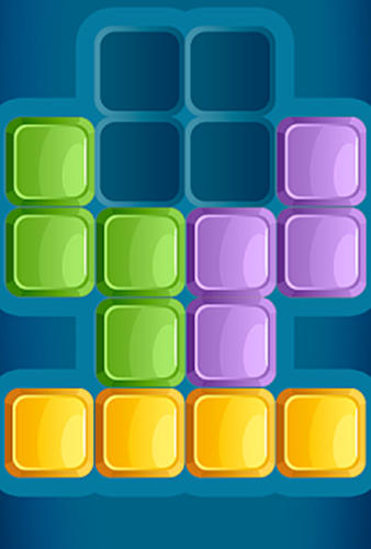 Logik Blocks tangram für das Smartphone