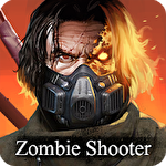 Zombie shooter: Fury of war icône