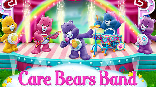 Care bears music band Screenshot