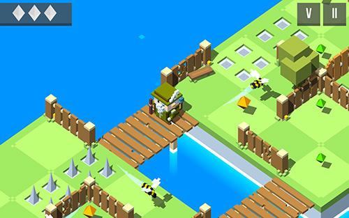 Voxel adventure für Android