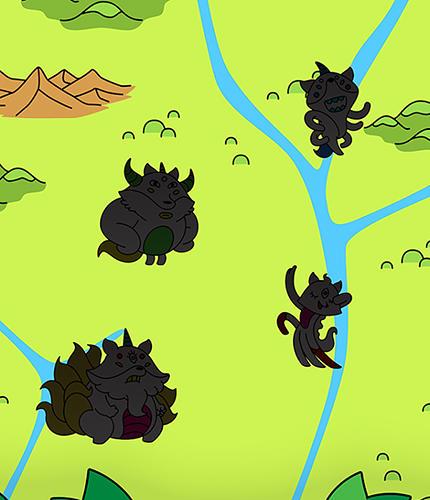 Fox evolution: Clicker game für Android