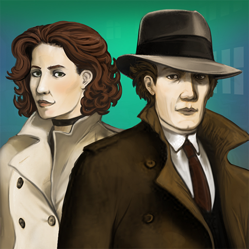 Detective & Puzzles - Mystery Jigsaw Game icon
